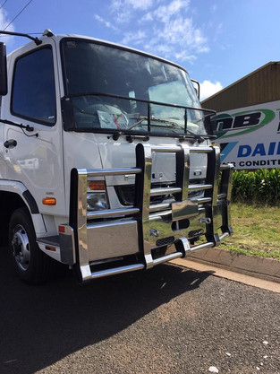 Fuso Fighter 1227 Polished