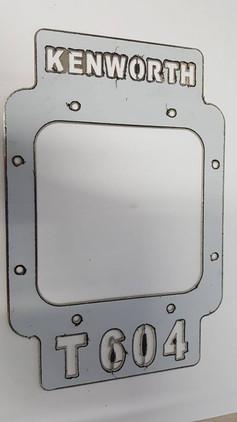 KW Gear Shift Surround  T604