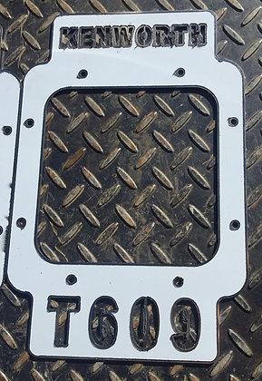 Kenworth Gear Shift Surround - T609