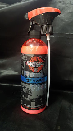 Renegade Rebel Spray Wax - 710ml