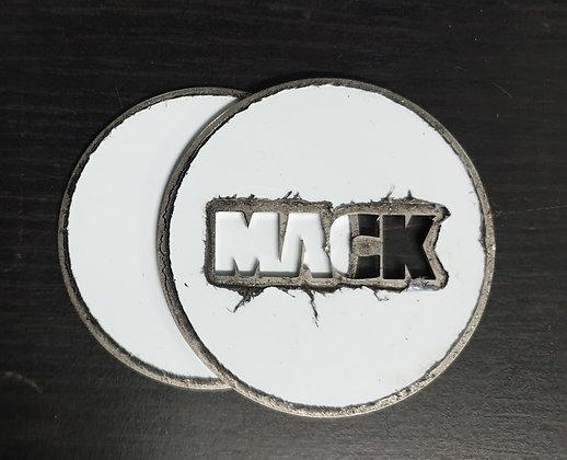 Stainless Steel Mack Dash Inserts