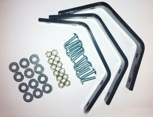 Universal Bracket Kit To Suit Bug Deflector