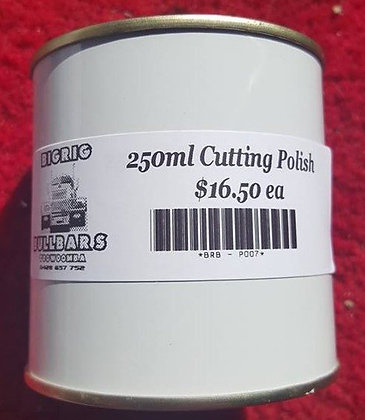 250ml Cutting Polish