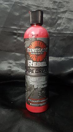 Renegade Rebel Pipe Dream Chrome Conditioner & Polish - 355ml