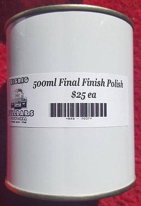 500ml Final Finish Polish