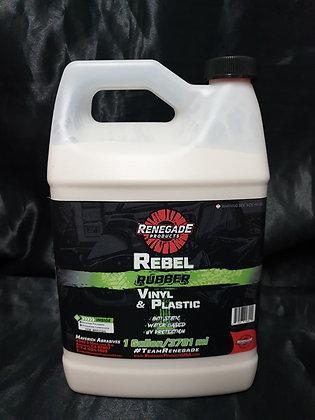 Renegade Rebel Rubber, Vinyl & Plastic - 1 Gallon (3.7 Litres)