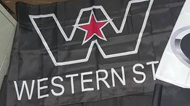 Flag - Western Star