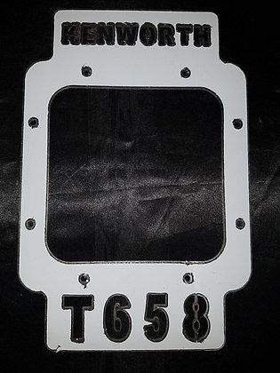 Kenworth Gear Shift Surround - T658