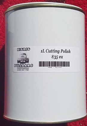 1 Litre Cutting Polish