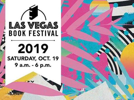 NEXT UP: 10/19/19 The Las Vegas Book Festival