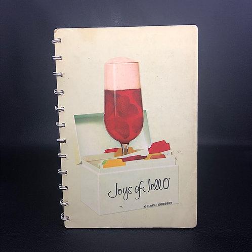 JOYS OF JELL-O GELATIN DESSERT RECIPE BOOK