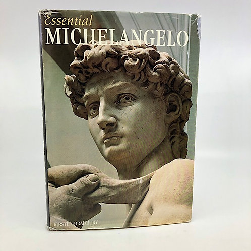 ESSENTIAL MICHELANGELO BY KRISTEN BRADBURY