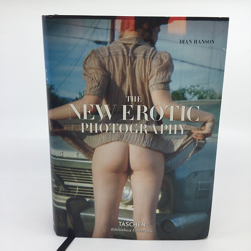THE NEW EROTIC PHOTOGRAPHY BY DIAN HANSON (TASCHEN)