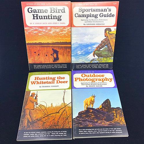 OUTDOOR LIFESKILL 4 BOOKS BOX SET