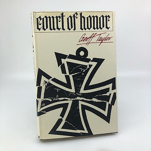 COURT OF HONOR BY GEOFF TAYLOR