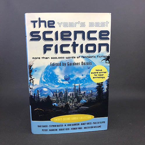 THE YEARS BEST SCIENCE FICTION 22 ANNUAL COLLECTION