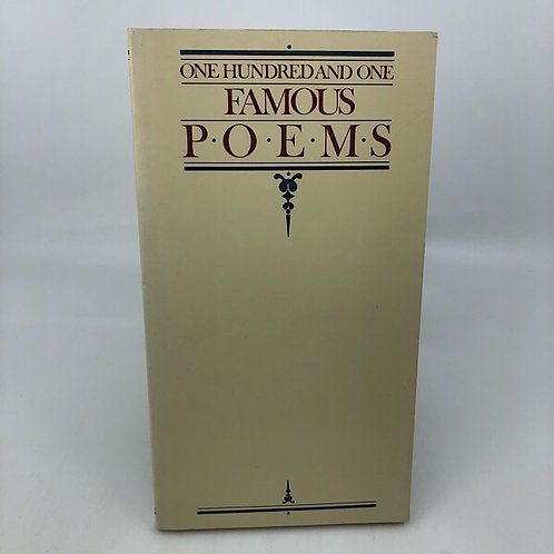 100 & 1 FAMOUS POEMS COMPLILED BY ROY J. COOK