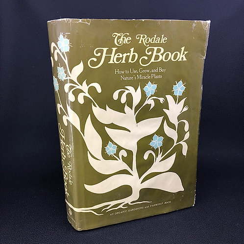 THE RODALE HERB BOOK