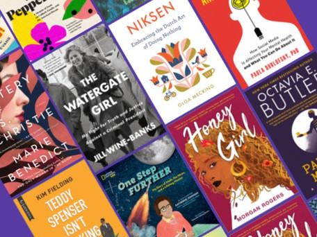 7 Books To Read: New Releases Winter 2021