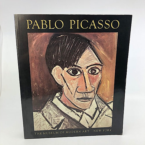 PABLO PICASSO: THE MUSEUM OF MODERN ART NEW YORK