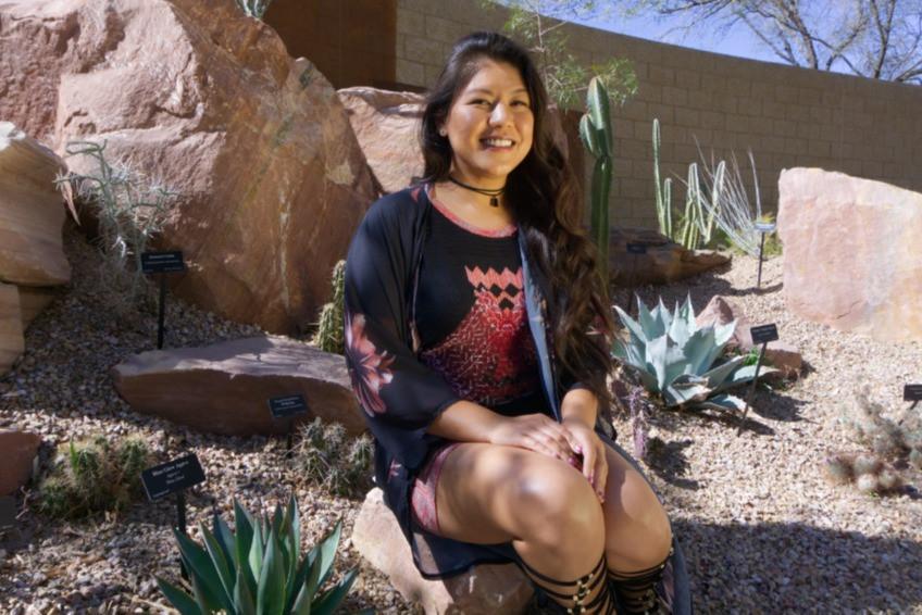 Jorese at Springs Preserve Las Vegas