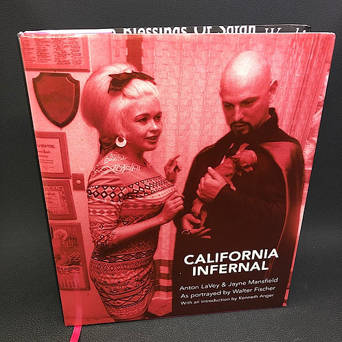 CALIFORNIA INFERNAL: ANTON LAVEY AND JAYNE MANSFIELD