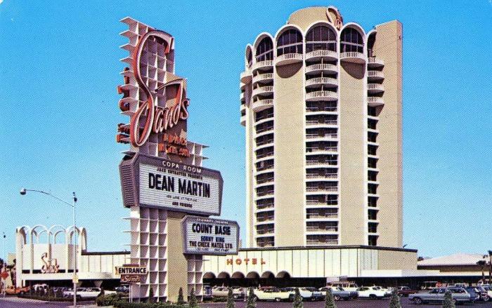 sands hotel 1966 dean martin copa room