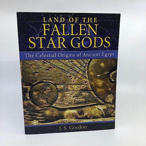 LAND OF THE FALLEN STAR GODS BY J.S. GORDON