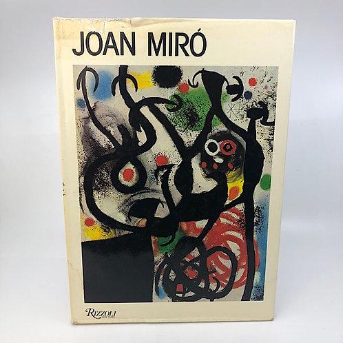 JOAN MIRO BY ROSA MARIA MALET