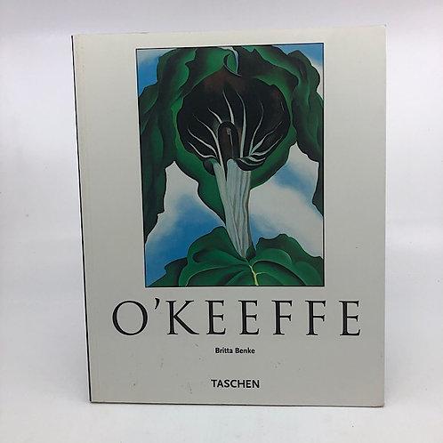 O'KEEFFE BY BRITTA BENKE (TASCHEN)