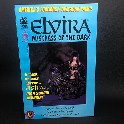 ELVIRA MISTRESS OF THE DARK CLAYPOOL COMICS #4 1993
