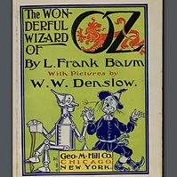 the wonderful wizard of oz l frank baum