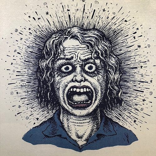 """R. Crumb Signed Limited Edition Print """"Bring Me Your Love"""" Bukowski Book Art"""