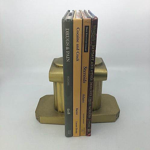 DRUG EDUCATION BOOK SET (4 BOOKS)