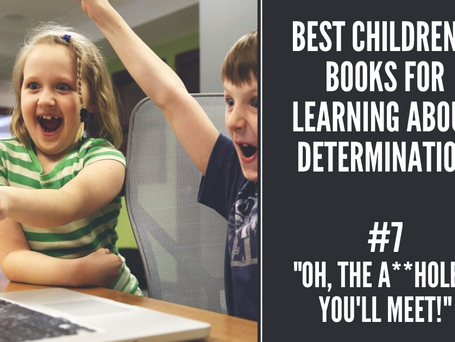 Avantpop Books Featured in Best Children's Books for Learning About Determination List