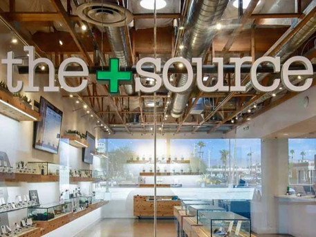 DISPENSARY TOURS: The Source+