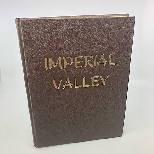 IMPERIAL VALLEY BY TRACEY HENDERSON
