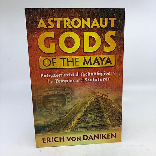 ASTRONAUT GODS BY ERICH VON DANIKEN