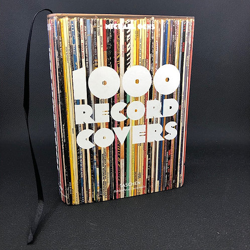 1000 RECORD COVERS (TASCHEN)