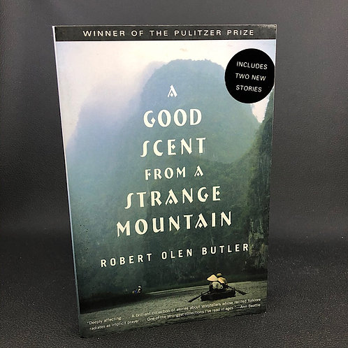 A GOOD SCENT FROM A STRANGE MOUNTAIN (SIGNED)