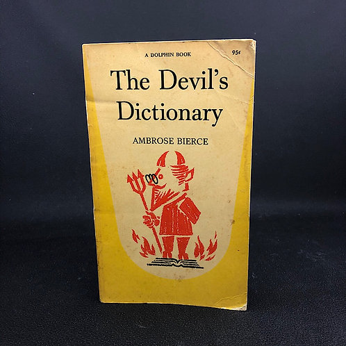 THE DEVILS DICTIONARY BY AMBROSE BIERCE