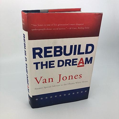 REBUILD THE DREAM BY VAN JONES