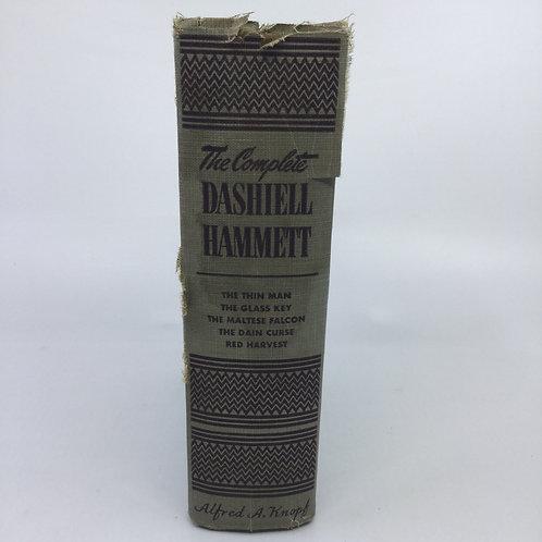 THE COMPLETE DASHIELL HAMMETT (1942)