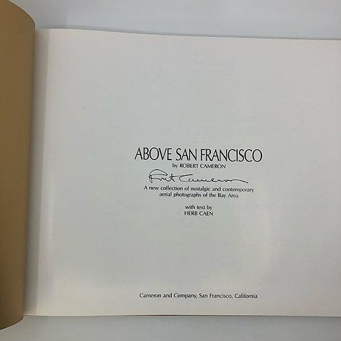 ABOVE SAN FRANCISCO BY CAMERON & CAEN