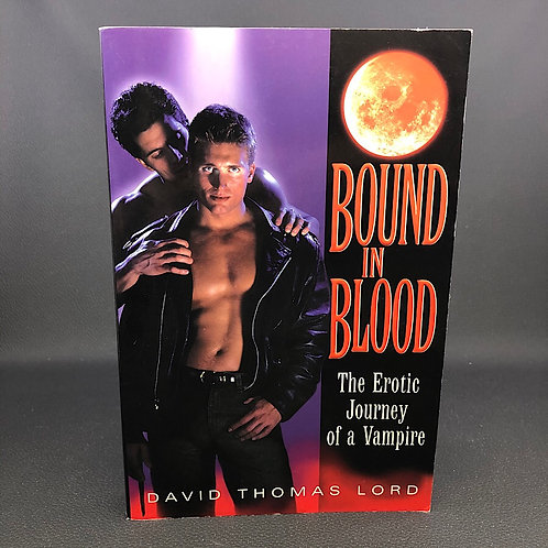 BOUND IN BLOOD THE EROTIC JOURNEY OF A VAMPIRE