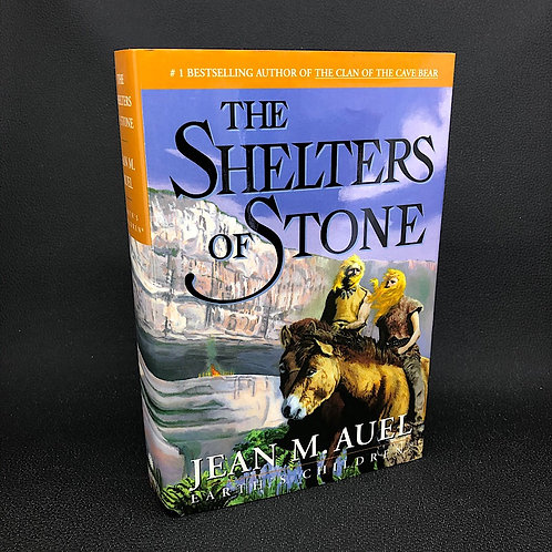 THE SHELTERS OF STONE EARTHS CHILDREN BY JEAN M AUEL