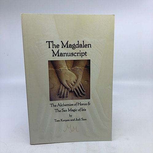 THE MAGDALEN MANUSCRIPT BY TOM KENYON & JUDI SION