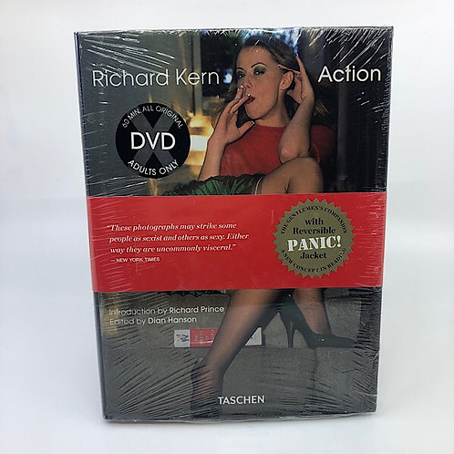 RICHARD KERN ACTION (TASCHEN with DVD)