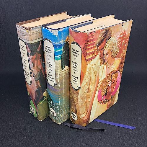 3 BOOKS: ROMANCE TREASURY