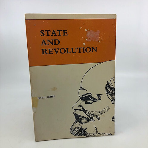 STATE & REVOLUTION BY V.I. LENIN